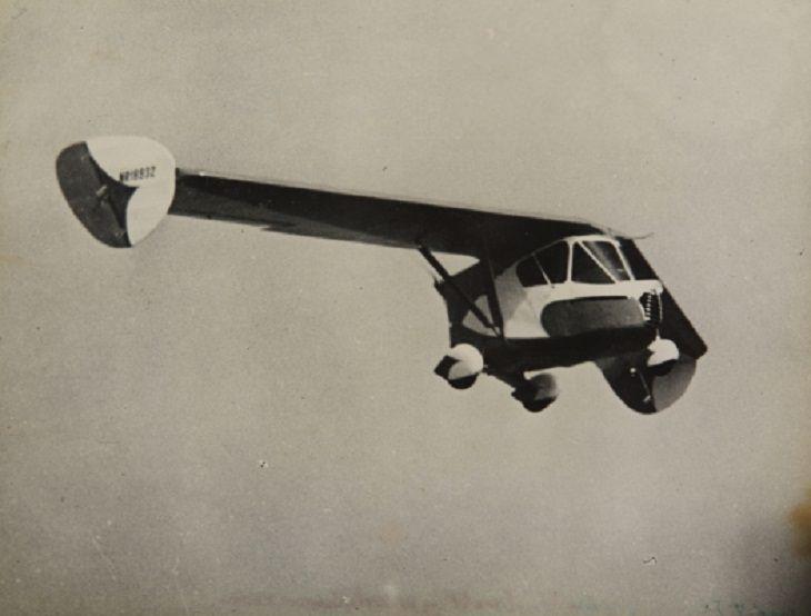 Flying Cars, Waterman Aerobile