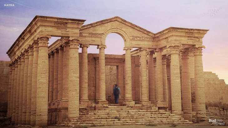 Digitally Reconstructed World Heritage Sites,  Hatra (Al-Jazīrah, Iraq)