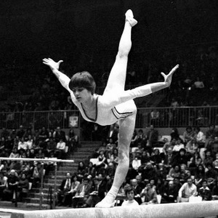 Inspiring Athletes, Nadia Comaneci