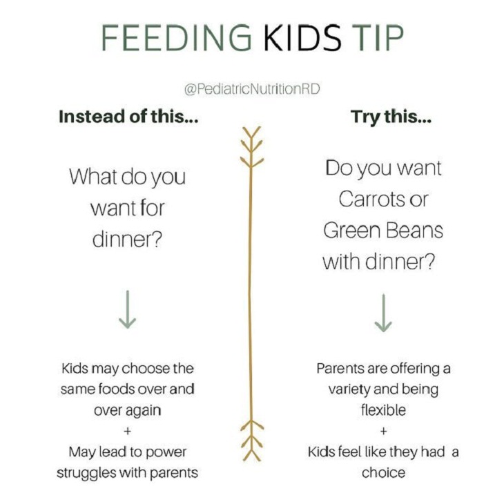 """Food """"Tricks"""" For Your Child,"""