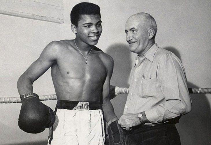 Inspiring Athletes, Muhammad Ali