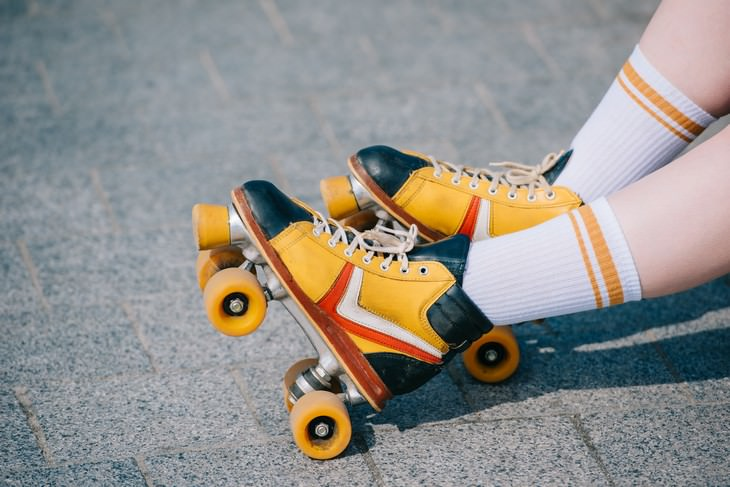 Sales of These 6 Items SOARED During the Pandemic roller skates