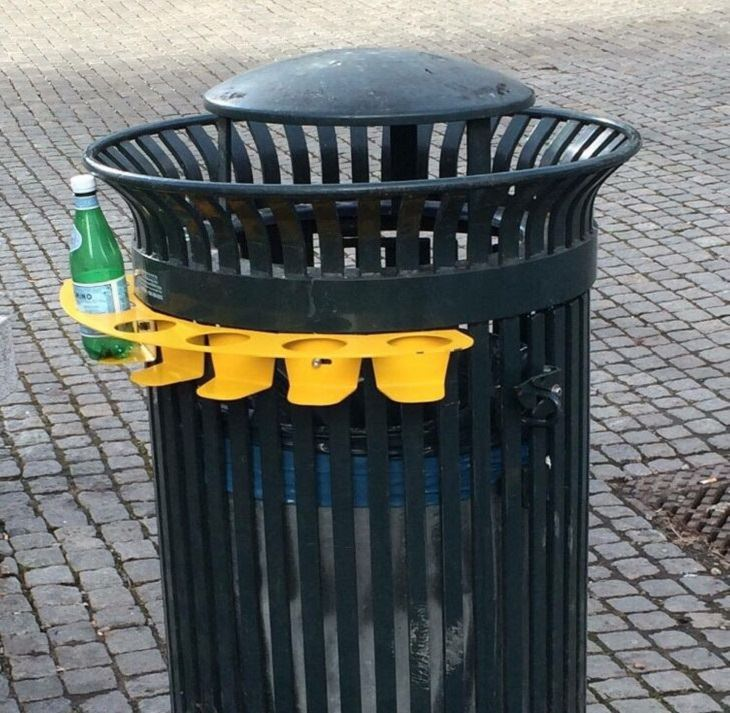 Useful Designs, Trash can