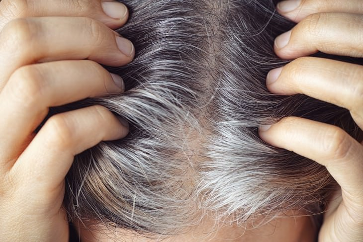 10 Hair Myths That Are Damaging Your Hair grey roots