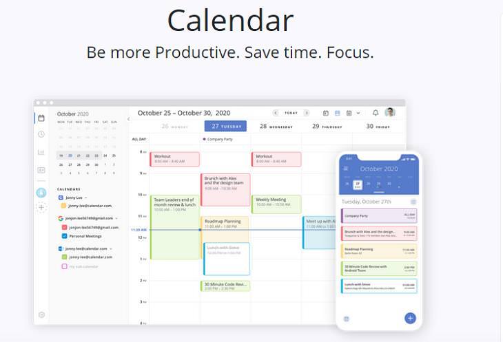 Calendar Apps,  Calendar