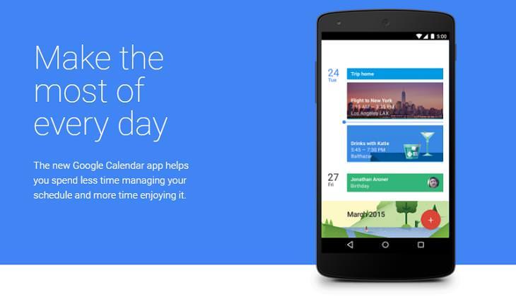 Calendar Apps, Google Calendar