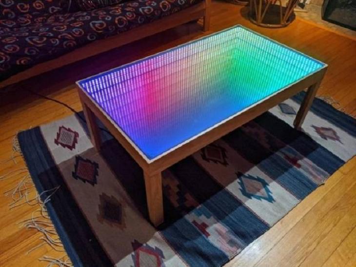 Home Renovation, coffee table