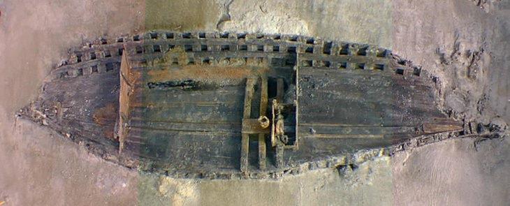 The Oldest Ships Ever Found La Belle