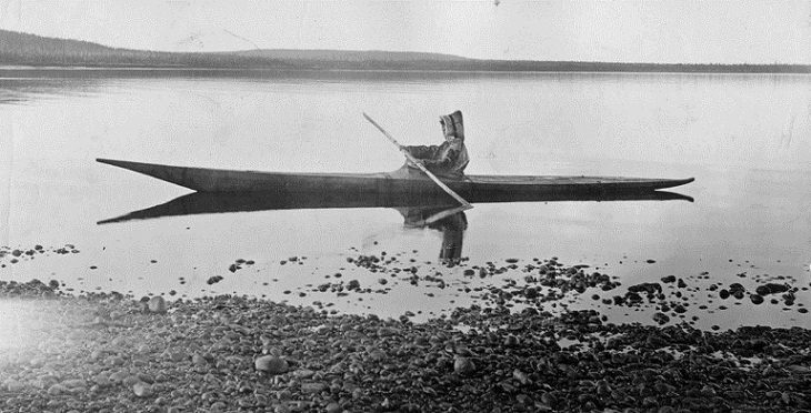 Native American Inventions, Kayaks