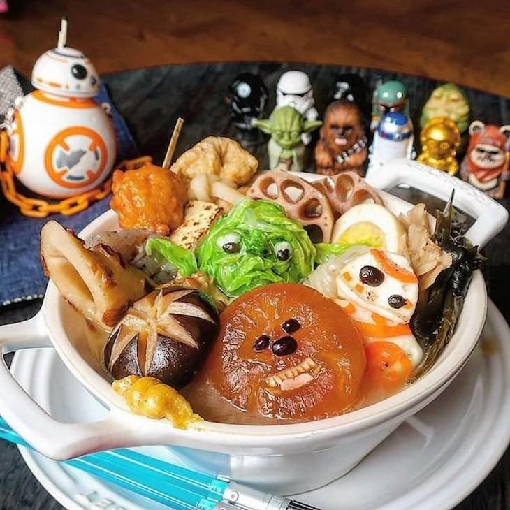 Etoni Mama's cute food art
