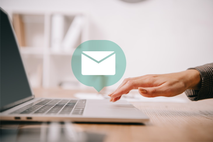 Bad Online Habits opening email