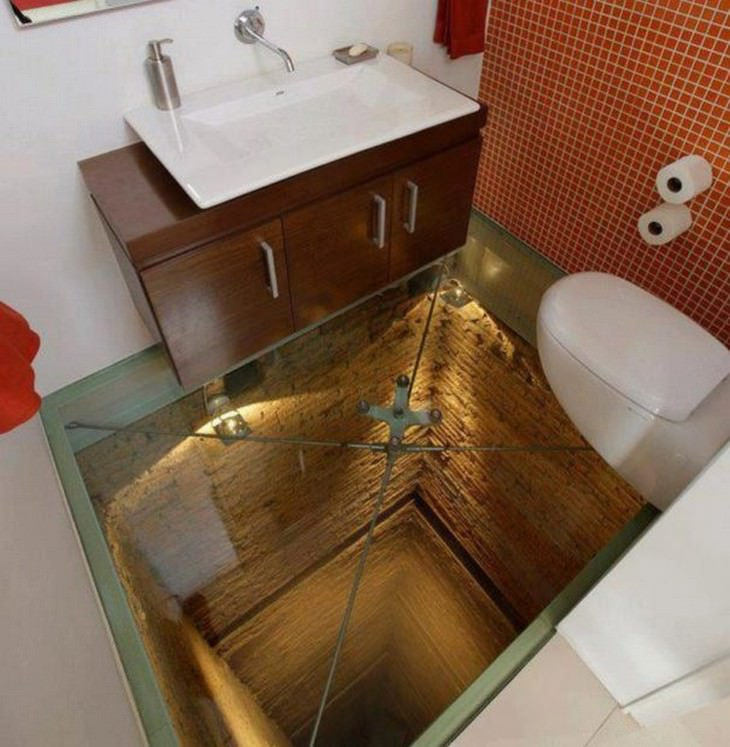 Outrageous Toilet Designs heights