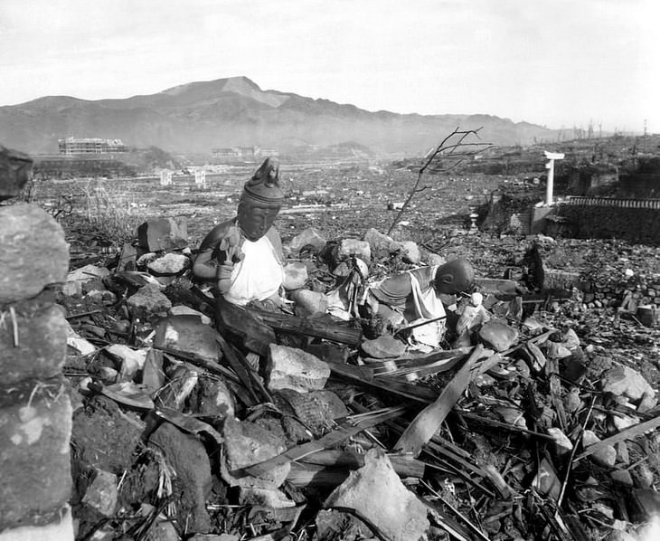 7 Times the Weather Changed the Course of History bombed Nagasaki