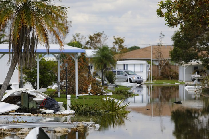 How hurricanes get their names hurricane Irma aftermath, Florida