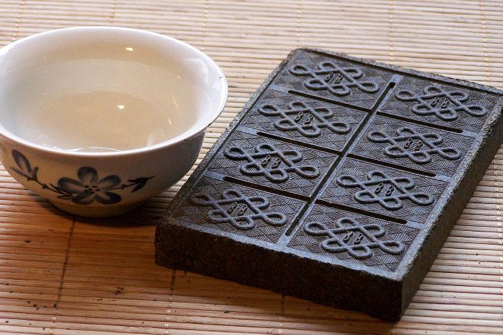 Unusual Ancient Currencies Tea Bricks