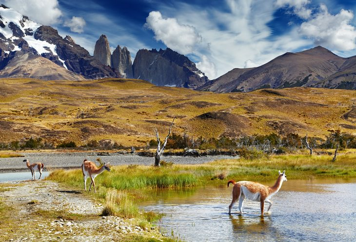 Untouched Destinations on Earth, Northern Patagonia