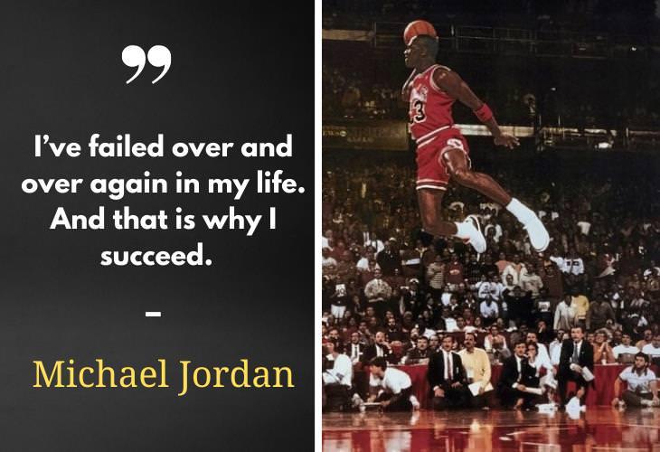 Sports Quotes, Michael Jordan