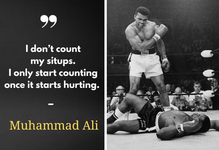 Sports Quotes, Muhammad Ali
