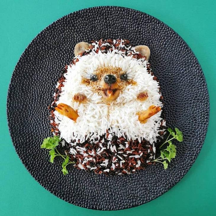 Food Art,