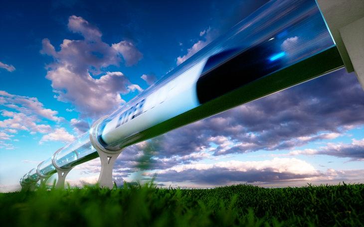 Future Technologies,Hyperloop