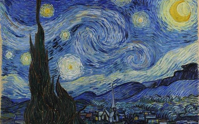 Vincent van Gogh's 'Starry Night