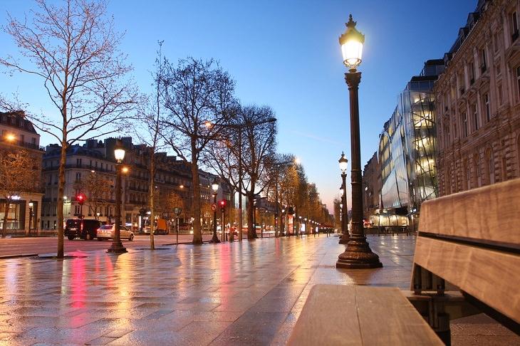 Datos Fascinantes Sobre París París fue una de las primeras ciudades del mundo en instalar lámparas.