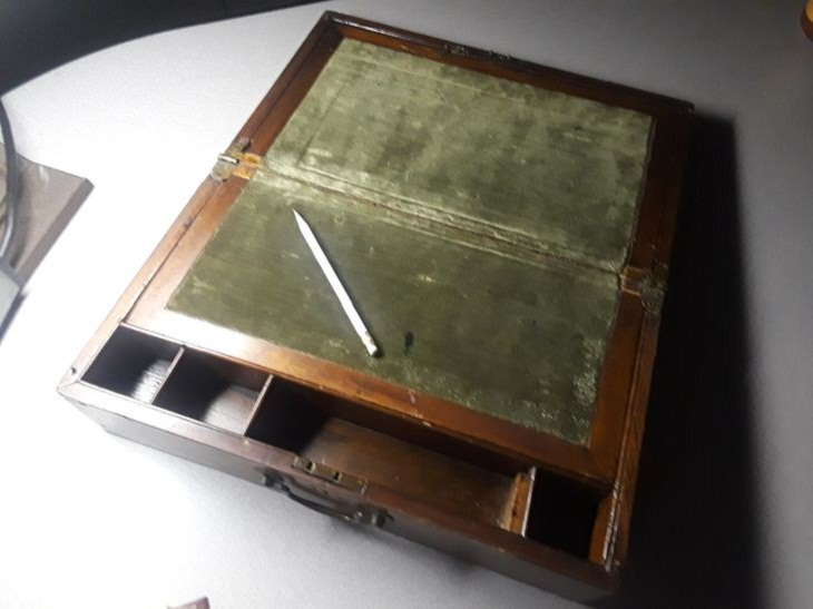 Vintage Inventions,  writing desk