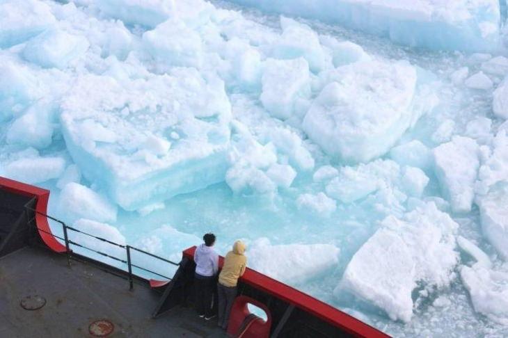 Pretty Landscapes ice