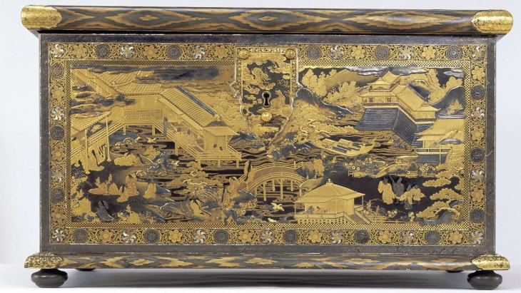 Treasures found by Accident Mazarin Gold Chest