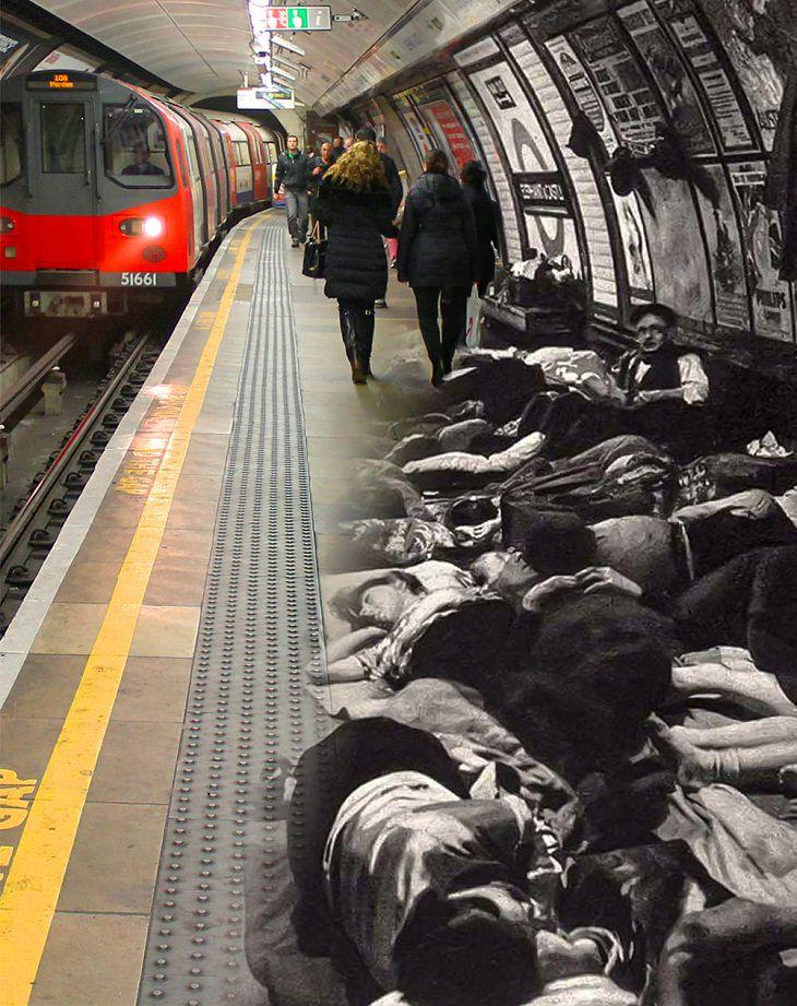 Merged Images, London