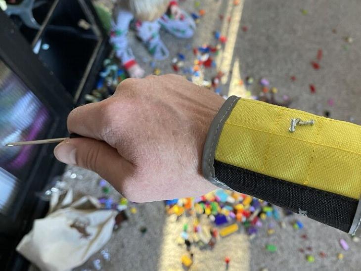 Creative Solutions magnet bracelet