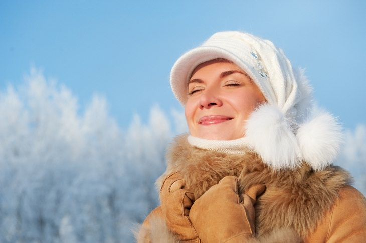 Health Benefits of the Sun in Winter, mood