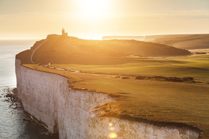 Relaxing Places in the World, Seven Sisters