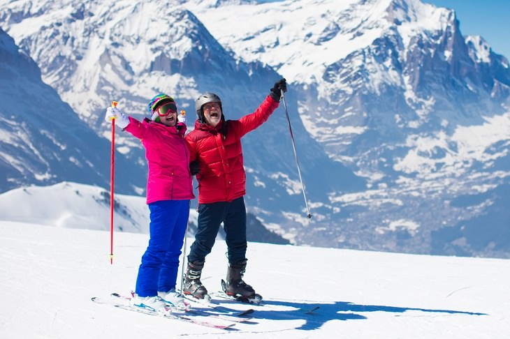 Facts about Switzerland ,Life expectancy