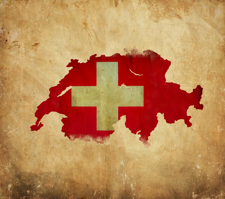 Facts about Switzerland, official languages