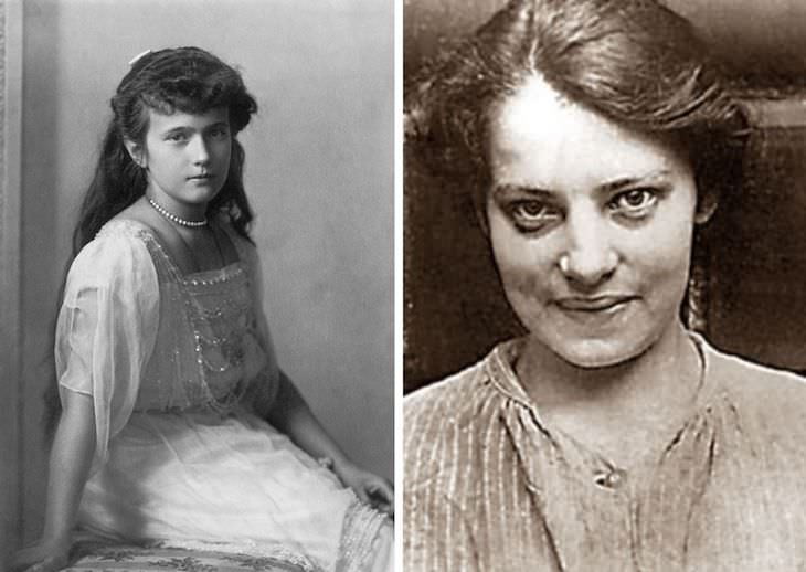 Biggest Lies to  Go Down In History, Anna Anderson and Grand Duchess Anastasia
