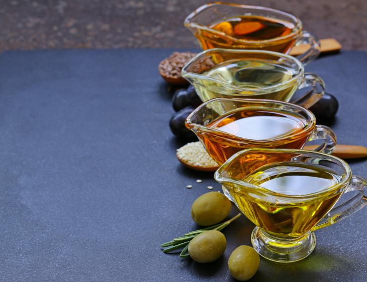 Foods for Dry Skin oils