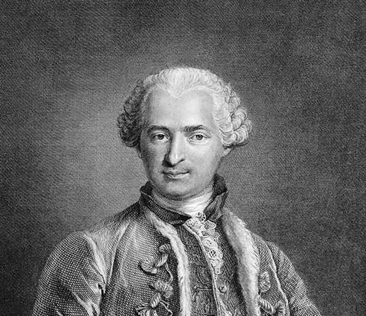 Famous Figures Who Kept Their Identity a Secret, Comte de Saint-Germain