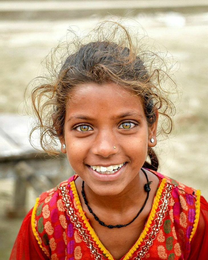 Children of the World, India