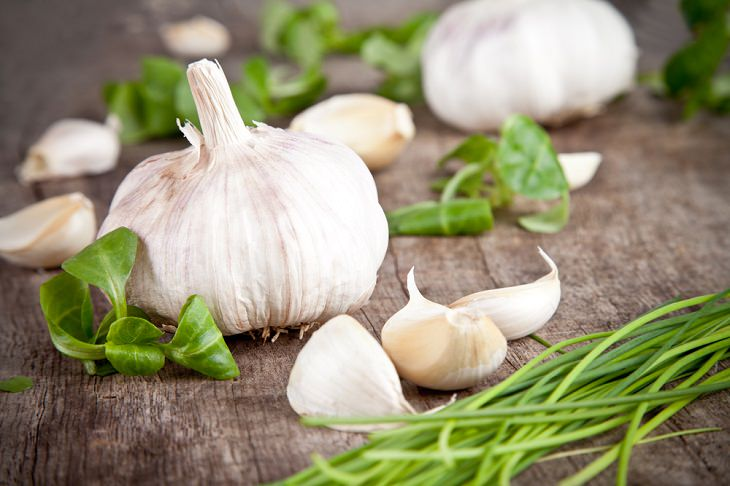 Healing Foods, Garlic