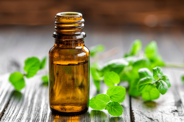 Home Remedies For Itching,  peppermint oil
