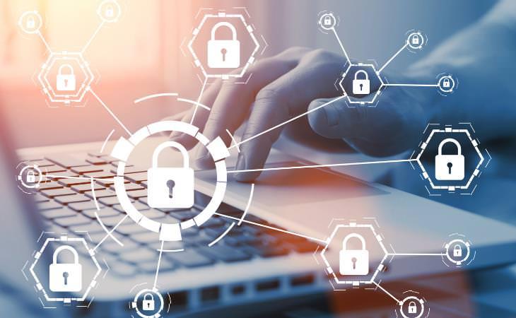 information privacy illustration