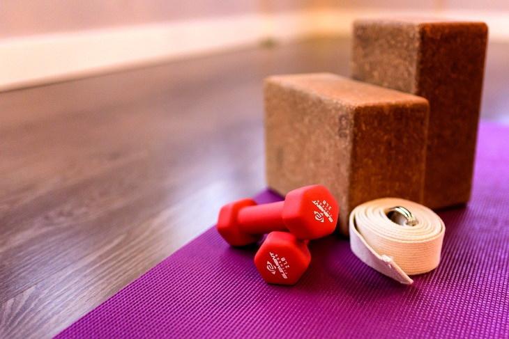 Seated Exercises yoga equipment