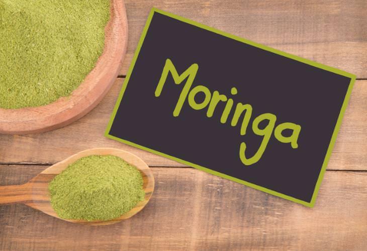 Benefits of Moringa Oil,