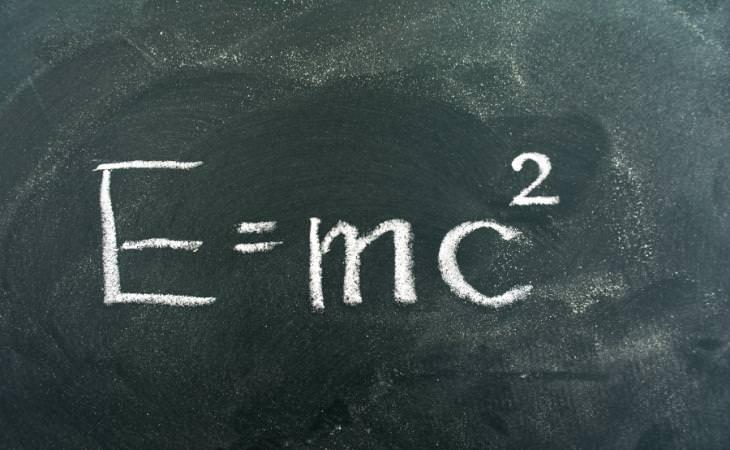 Einstein, E=mc²