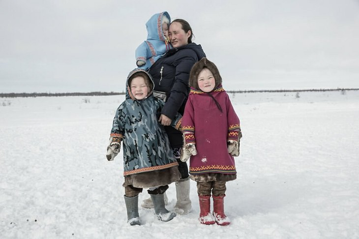 Travel Photos of the Year, Tundra People