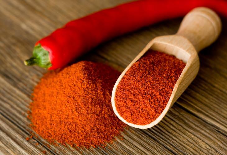Benefits of Paprika,