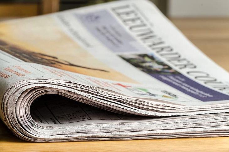 Newspapers Uses newspaper