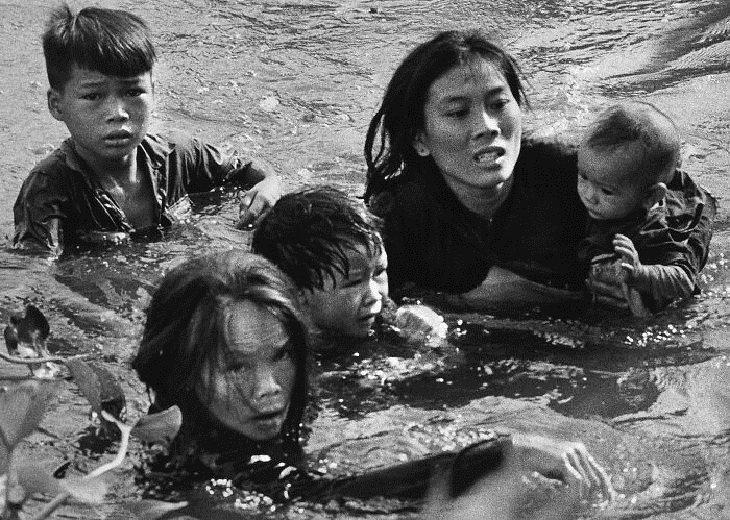 Pulitzer Prize-Winning Photos, Vietnam
