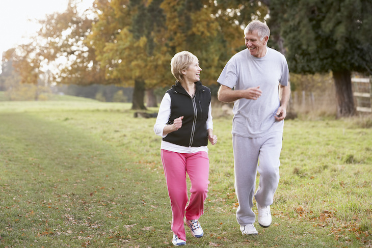 Everyday Activities That Boost Heart Health, brisk walk